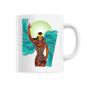 Mug#Lady