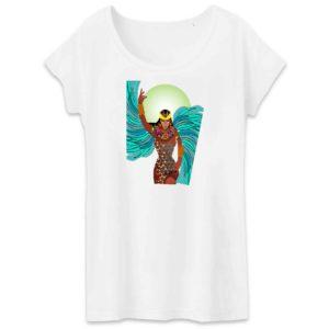 T-shirt femme #Lady