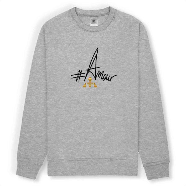 Sweat-shirt # Amour